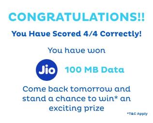 Jio Oreo Free Data
