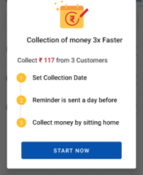 Money faster