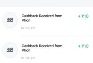 VTION payment