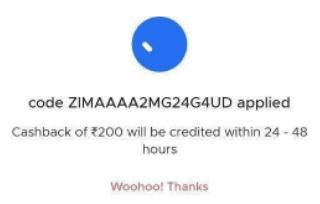 Zomato Free Loot