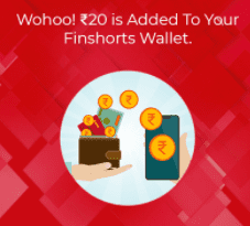 finshorts reward