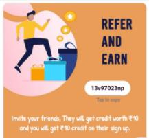 qeeda refer and earn