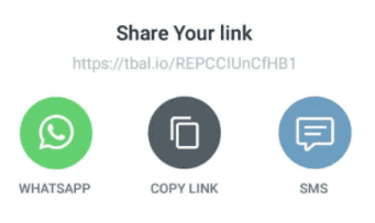 TrueBalance Referral Link