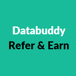 Databuddy refer and earn