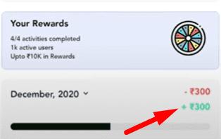 Finin rewards