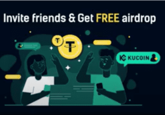 Kucoin invite friends