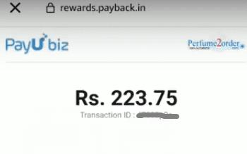 Payback rewards
