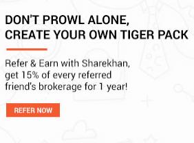Sharekhan refer and earn