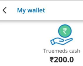 True meds wallet