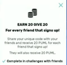earn PUML