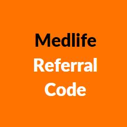 medlife referral code