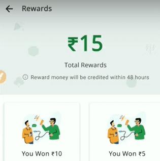 okcredit reward