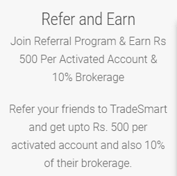 tradesmart refer gift