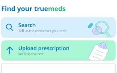 upload prescription