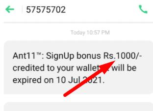 Ant11 bonus