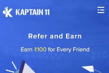 Kaptain 11 refer