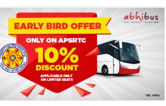 abhibus offer