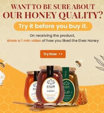 eiwa honey product