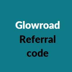 glowroad referral codes