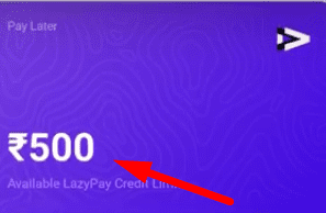 lazypay reward