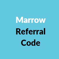 marrow referral code