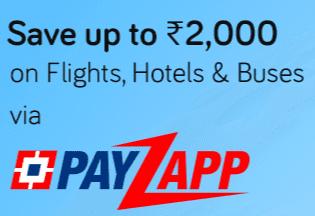 payzapp flights
