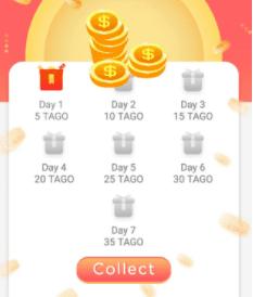 tago bonus