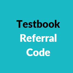 testbook referral codes