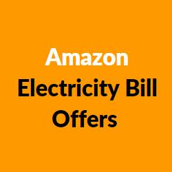 amazon electricity bills offers