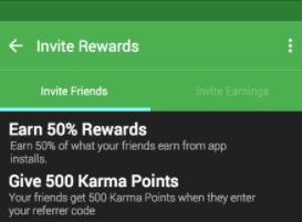 appkarma invite