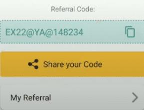 exchange22 code