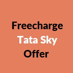 freecharge tatasky offer