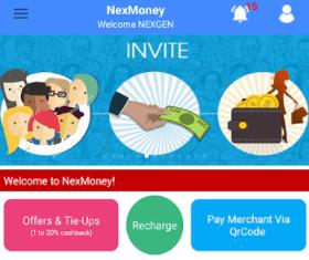 nexmoney invite