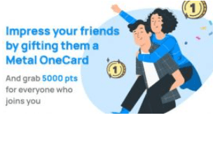 onecard refer