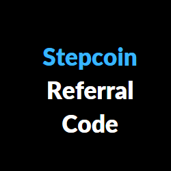 stepcoin referral codes