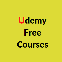 udemy free course