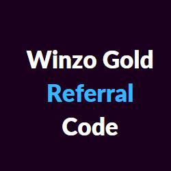 winzo gold referral codes