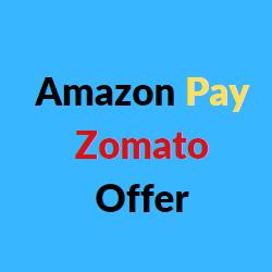 amazon pay zomato offer