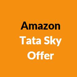 amazon tata sky recharge offer