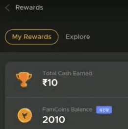 fampay coins