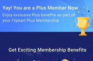 flipkart membership