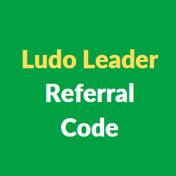 ludo leader referral code