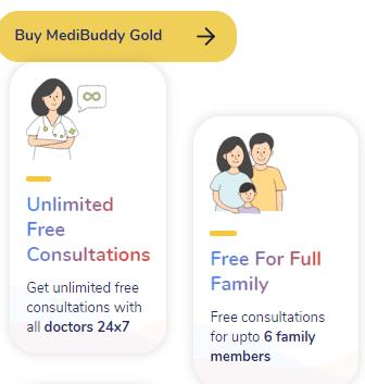 medibuddy gold