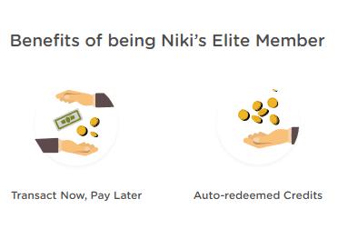 niki elite