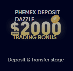 phemex bonus