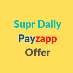 supr daily payzapp offer
