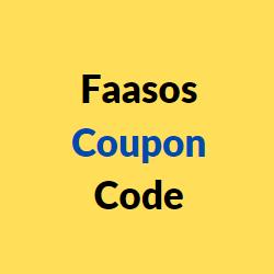 Faasos Coupon Code
