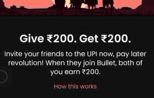 bullets program