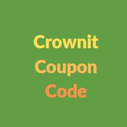 crownit coupon code