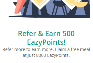 eazydiner refer